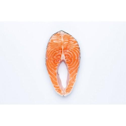 Стейк лосося с/о, 1кг