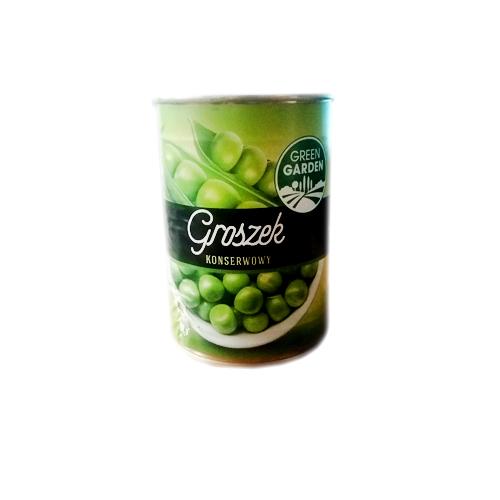 Горошек консервированный Green Garden