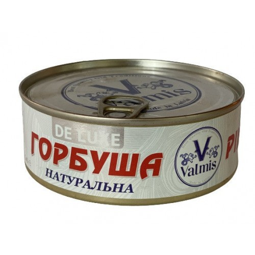 Консервы Горбуша Valmis