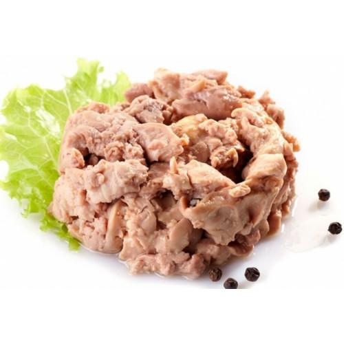 Печень трески в собственном жиру (Мурманск) 0,500кг