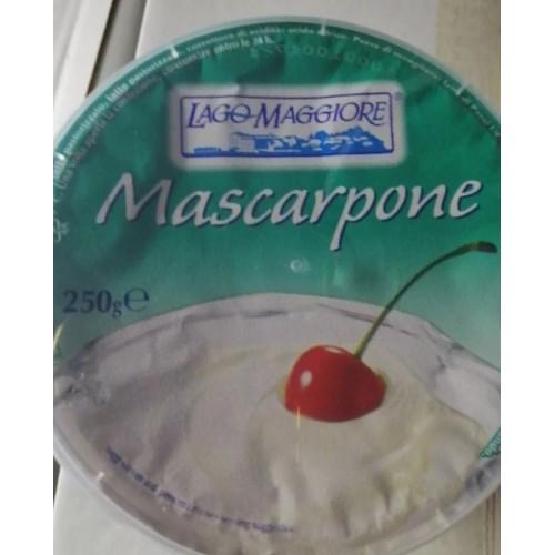 Сыр Маскарпоне (Италия), 0,250кг